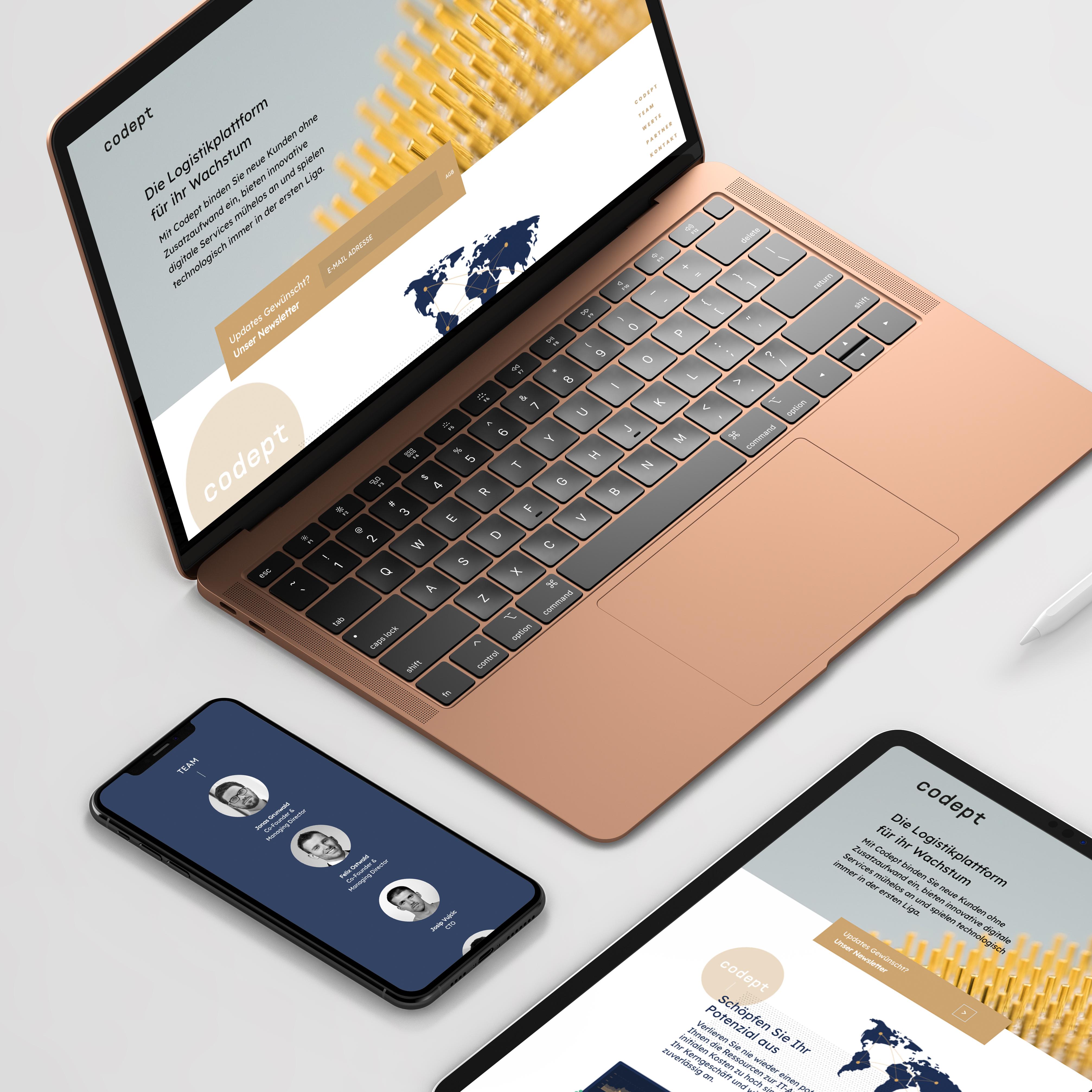 Kaiser Design ||Codept